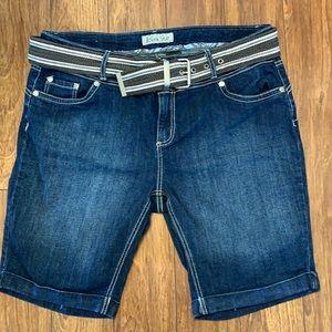 Urban star cute jean shorts